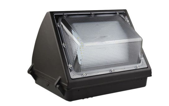 80W LED Wall Pack 2nd Gen.