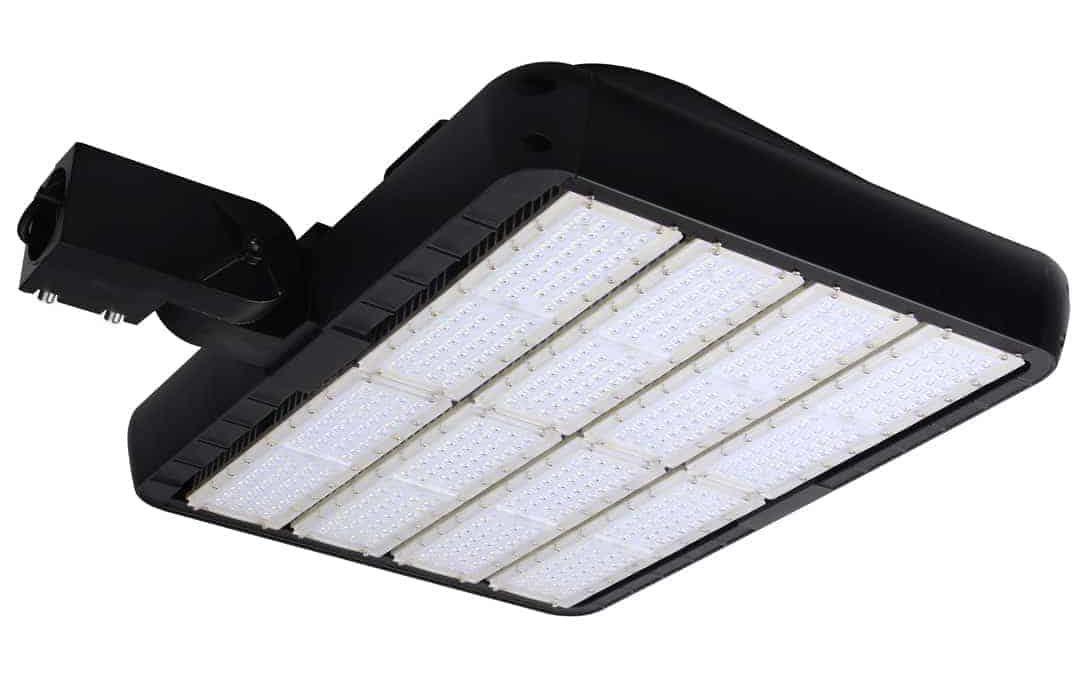 480W Shoebox Light LED Panels