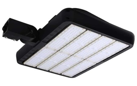 480W Shoebox Light LED Panels
