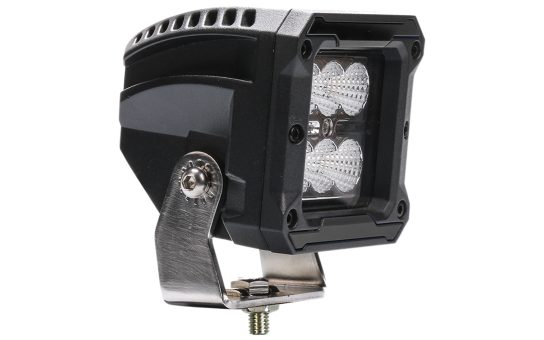 """3"""" Cube 18W Flood Light with Bracket set for Vertical Install"""