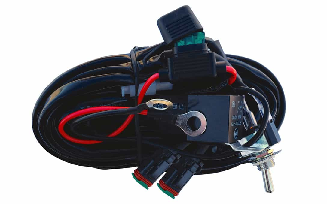 Wiring Harness For Dual Xd5250