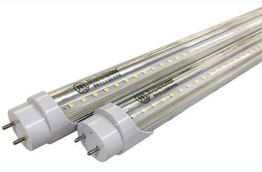 Single Row LED Tube Lights