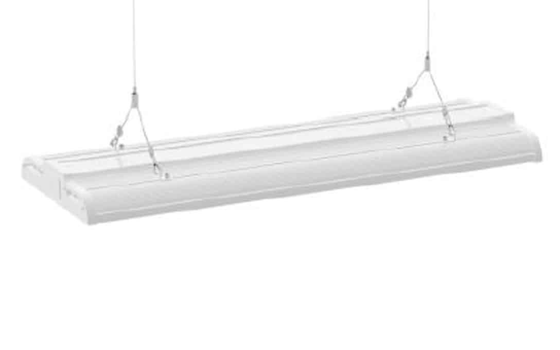 Above View of High Bay LED Troffer Light