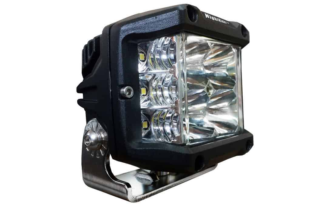 Single Side Shooter Light - Sideview