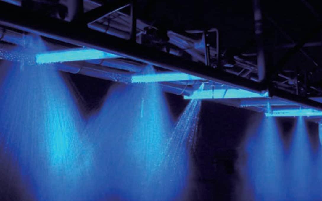 Crop Light Illuminating Spray