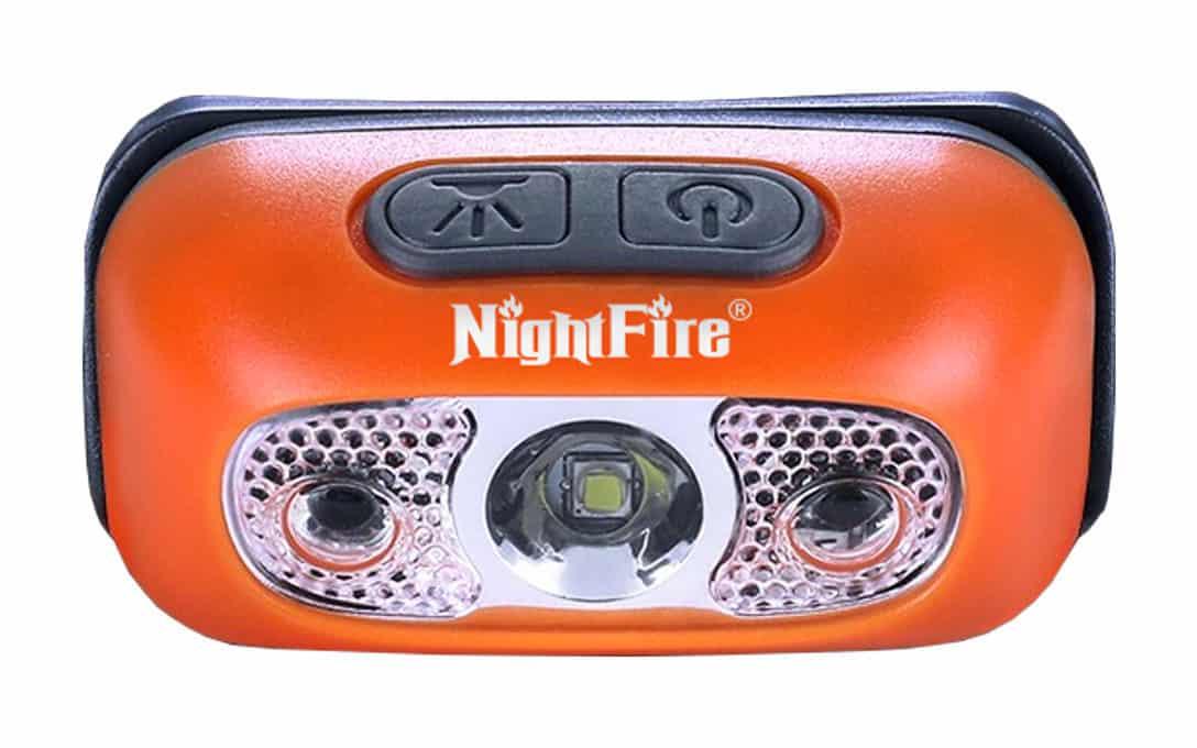 NightFire® 500C Front View