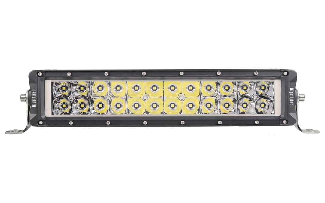 """NightDriver Heated 12"""" Light Bar - Front"""