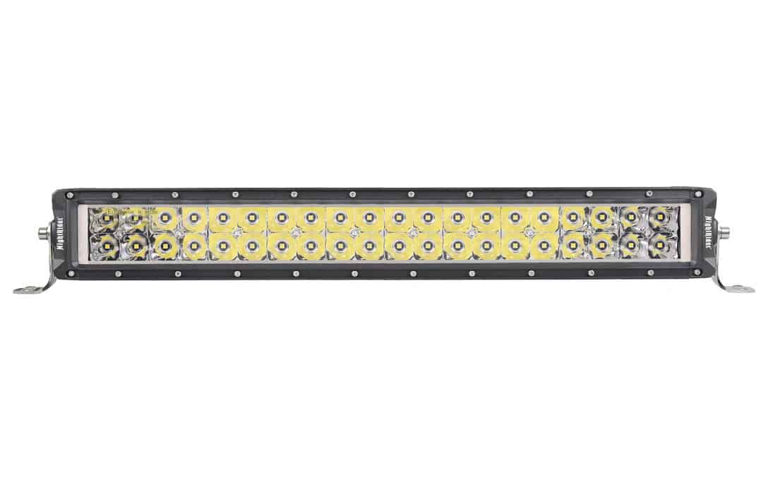 """NightDriver Heated 20"""" Light Bar - Front View"""