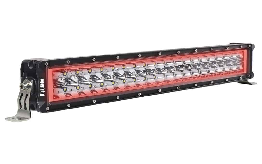 """NIghtDriver Heated 20"""" Light Bar with Simulated Heat"""