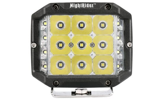 Large Side Shooter Light - Front View