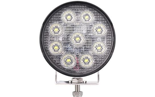 "High Intensity 4"" Round Work Light"