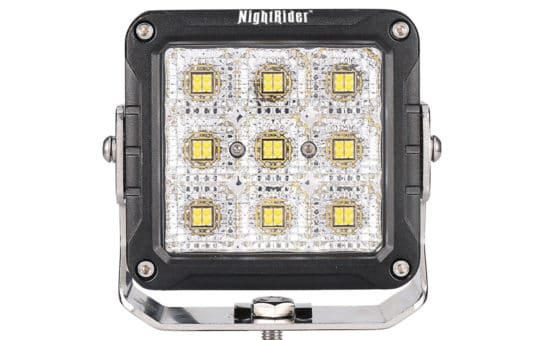"5"" High Intensity Cube Work Flood Light"