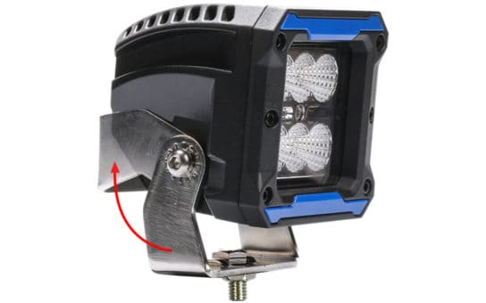 Dual Mounting Option for N1230F or N1230S