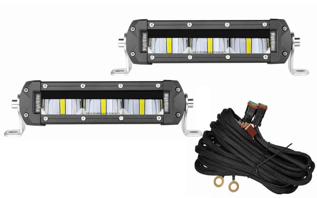 NSF02 Fog Light Bar Kit