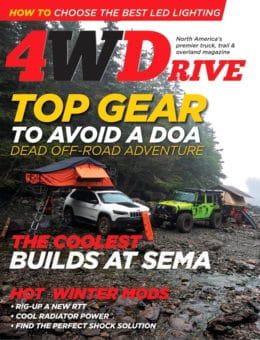 4WDrive Magazine Cover