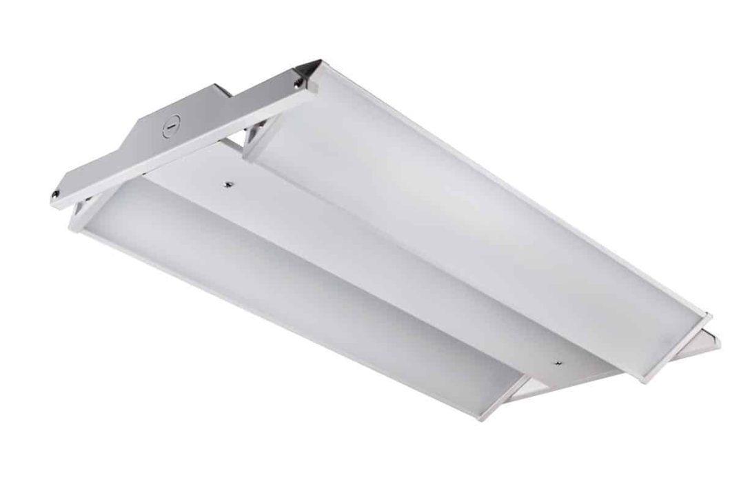 90W High Bay Linear Troffer Light