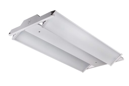 90W High Bay Linear Troffer Light