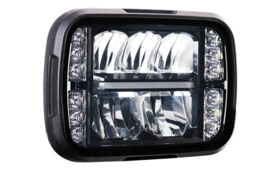 5x7 Sealed Beam Replacement Headlight
