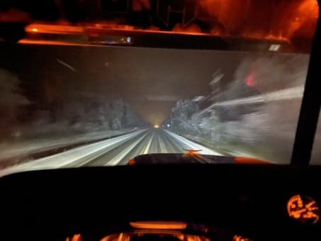 4x6 NightRider™ Headlights in Action
