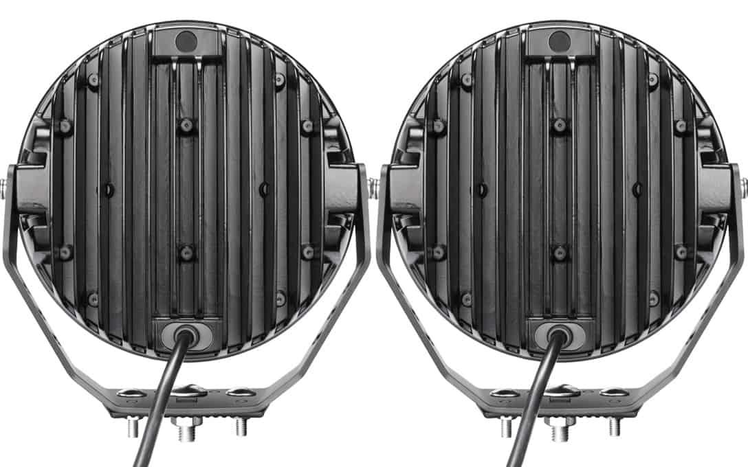 Edgeless Pro 9R Kit - Back View