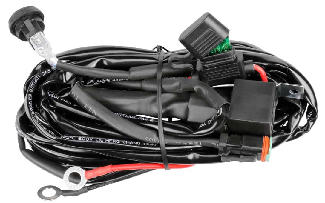NightRider™ Wiring Harness with Deutsch Plug
