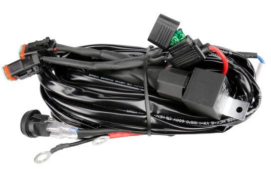 Complete Wiring Harness with Dual Deutsch Plugs